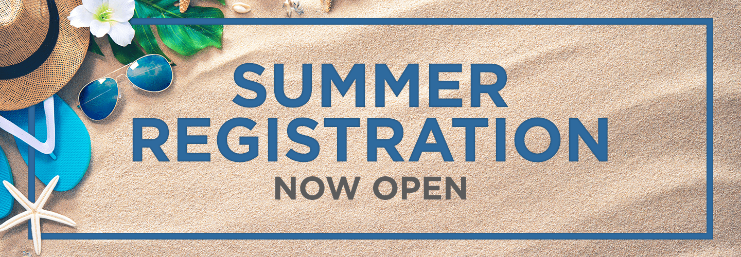 Summer Registeration 2019