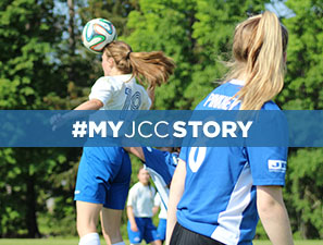 #MyJCCStory North Bay girl using The Maccabi Games to connect with Jewish identity