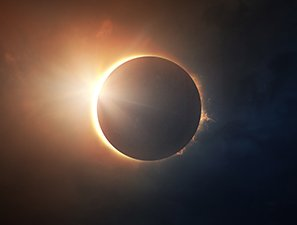 Blessing for a Solar Eclipse