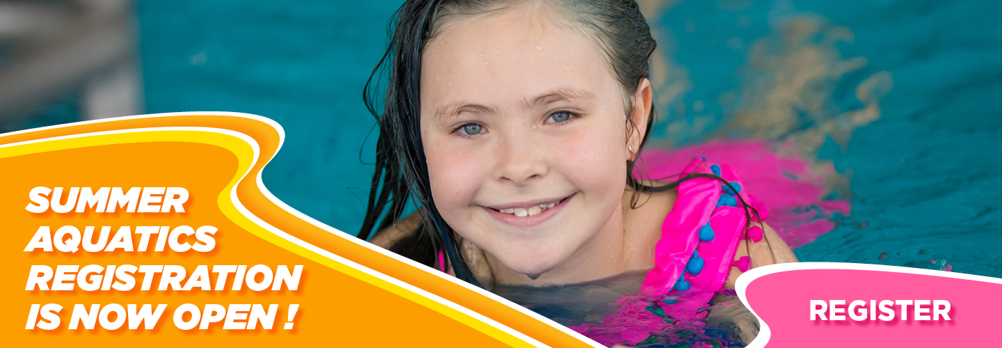 Spring Aquatics Mini Session Registration is now open