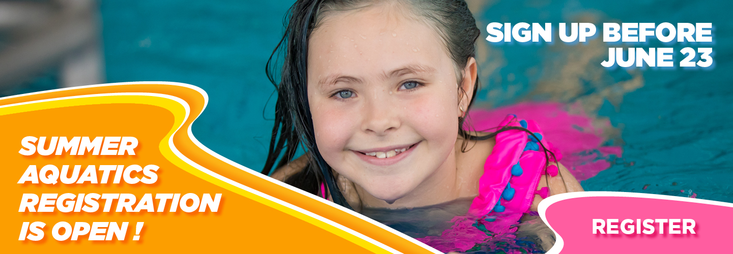 Summer Aquatics Mini Session Registration is closes June 23