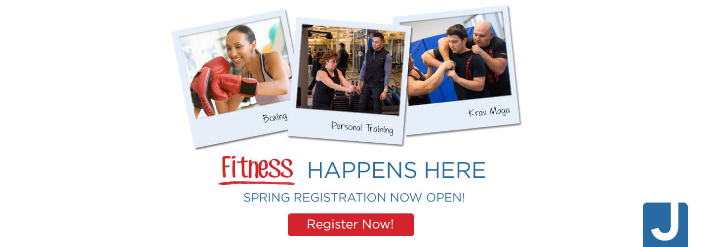 Fitness Happens Here