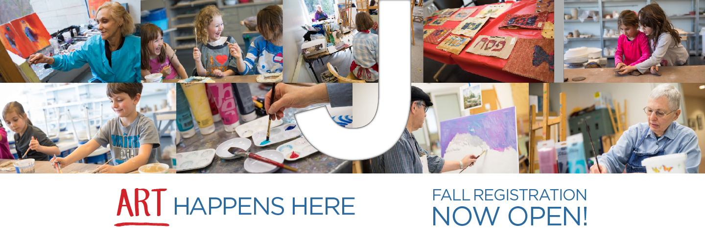 Fall Registration - Visual Arts