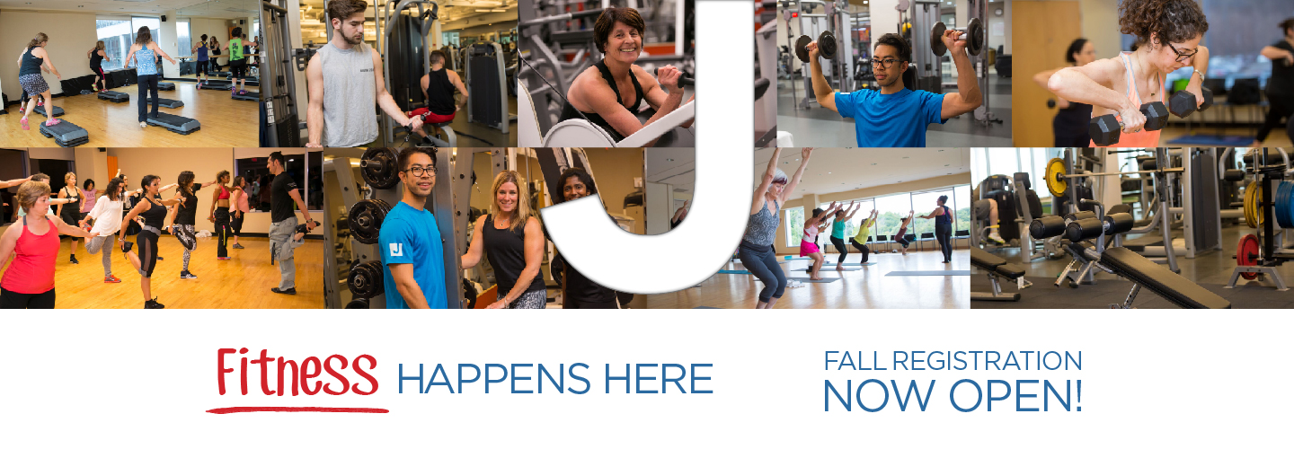 Fall Registration - Fitness & Health