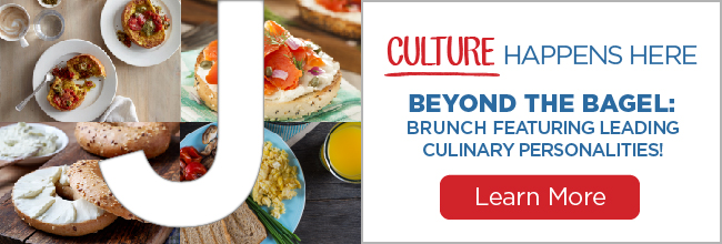 Beyond the Bagel: Brunch featuring leading culinary personalities