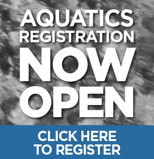Spring aquatics registration now open