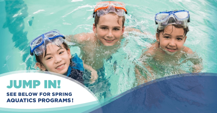 Spring Aquatics Registration Opens Soon