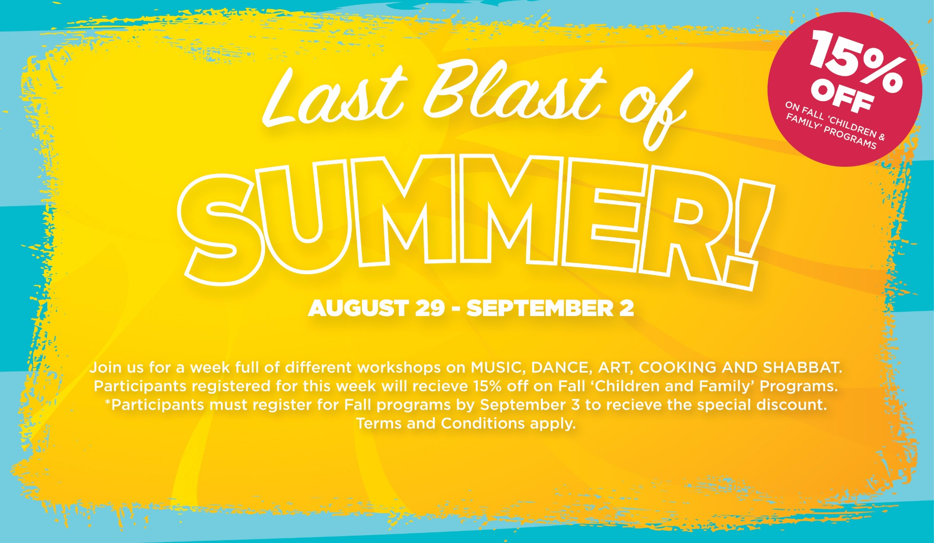 lastblast of summer