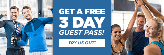 3 day fitness pass