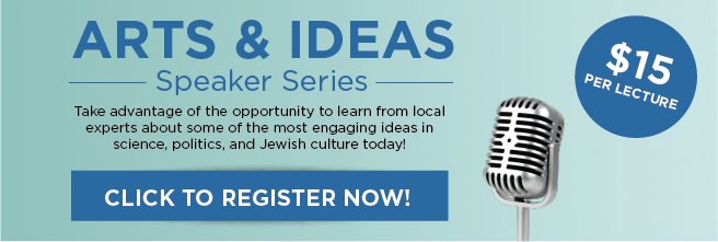 Arts & Ideas Speaker Series